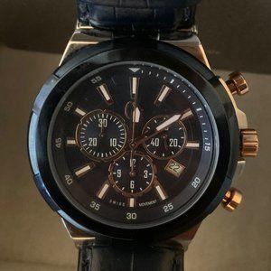 Gc Black metallic Premium Watch Brand for sales!!